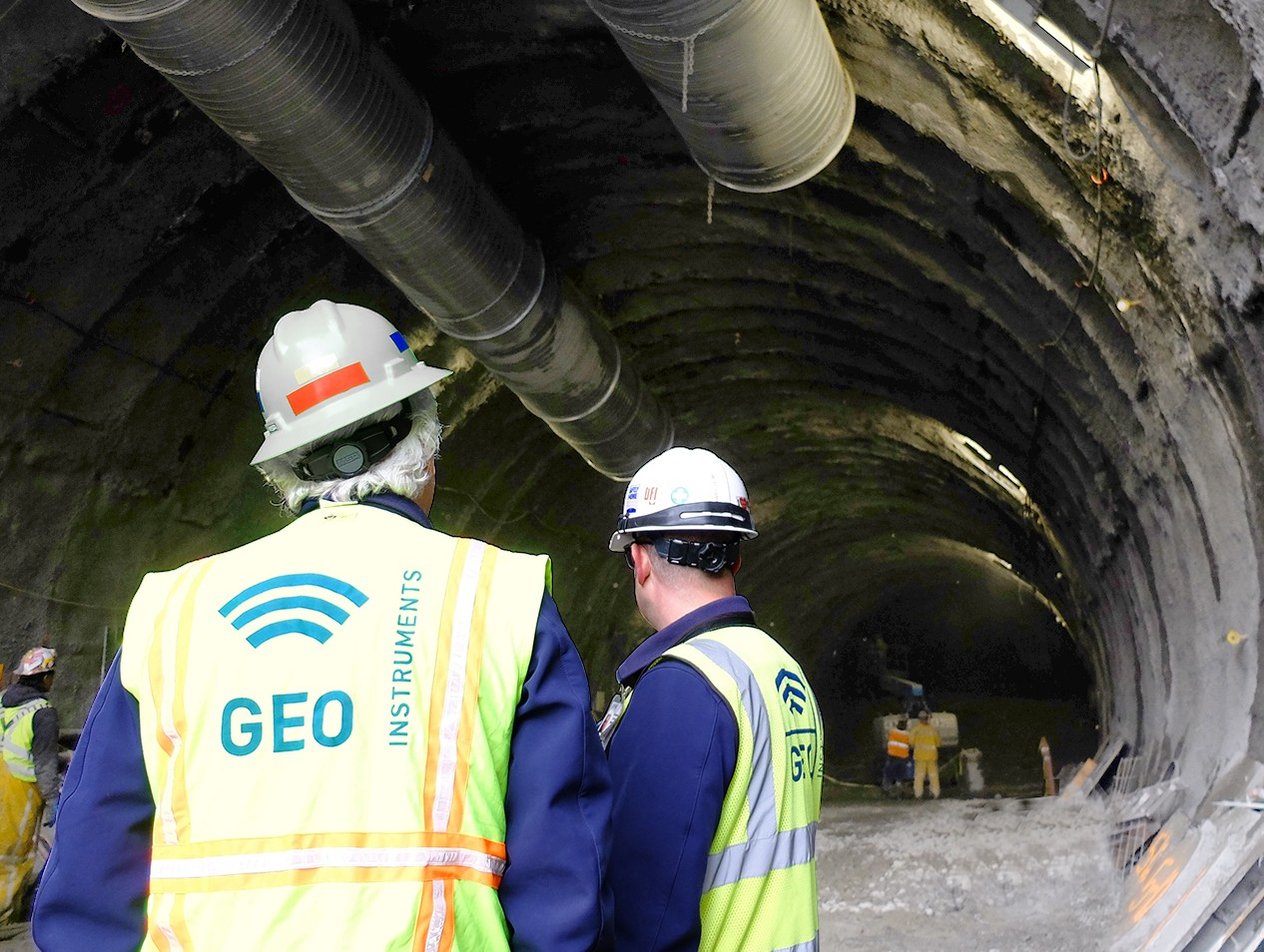 GEO-Instruments tunnel monitoring